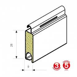 AR28 Avvolgibile Alluminio